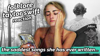 Baixar maybe i cried... a lot ✰ FOLKLORE ✰ Taylor Swift Reaction