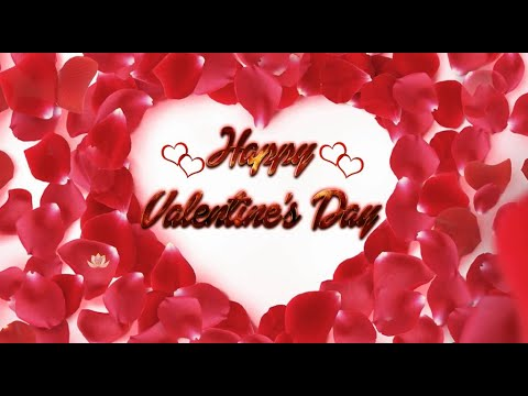 🌹💝 Happy Valentine's Day 2018 🌹💝 (romantic guitar)
