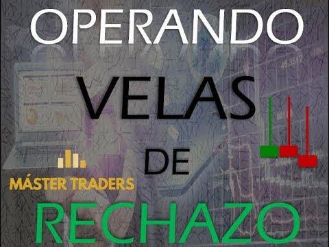 [TRADING ] VELAS DE RECHAZO