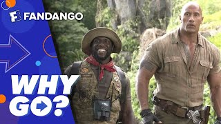 Why Go? | Jumanji: Welcome to the Jungle