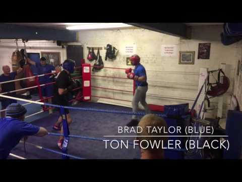 Tom Fowler and Brad Taylor