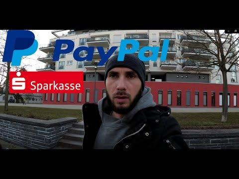 Как создать PayPal | Как привязать к Sparkasse