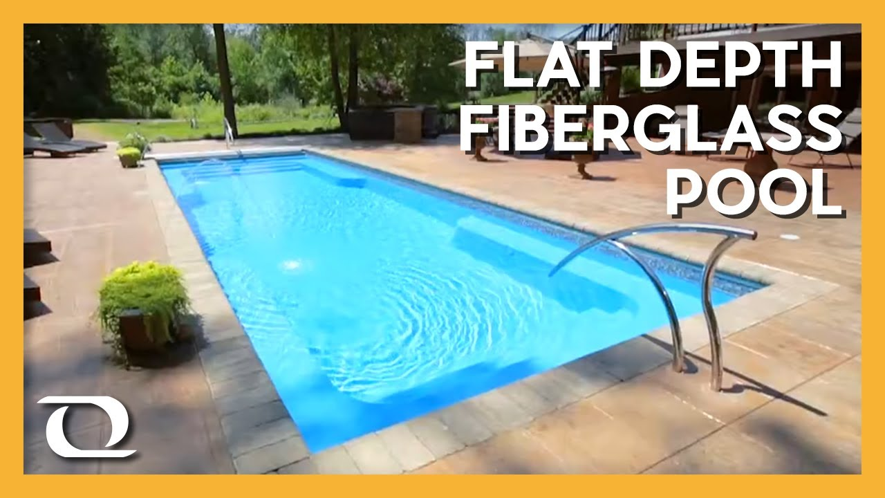 Thursday Pools | Spirit (California) Fiberglass Pool Design