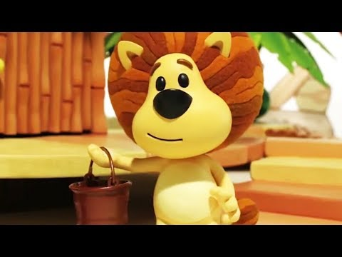 Raa Raa The Noisy Lion Official | 1 HOUR COMPILATION | Kids Movies | Videos For Kids