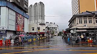 Flooding in Penang-Malaysia (September 2017)