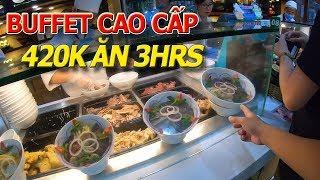 Phát hiện nhà hàng CAO CẤP BUFFET 420K trong 3hrs cho NHÀ GIÀU SÂN BAY TÂN SƠN NHẤT