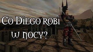 CO DIEGO ROBI W NOCY? | GOTHIC