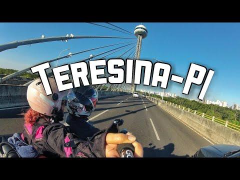 PASSEIO POR TERESINA-PI.