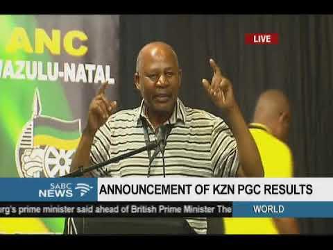 ANC KZN PGC concludes