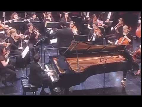 Beethoven Piano Concerto No. 3 in c minor