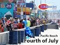 San Diego Beaches Fourth of July 2016