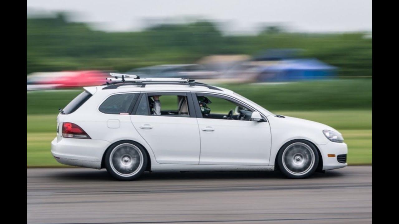 Modified Jetta TDI Sportwagen - One Take - YouTube