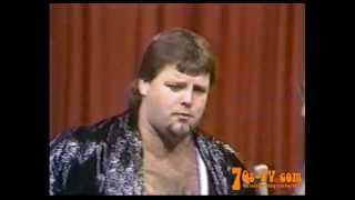 Jerry Lawler's response to Andy Kaufman's death
