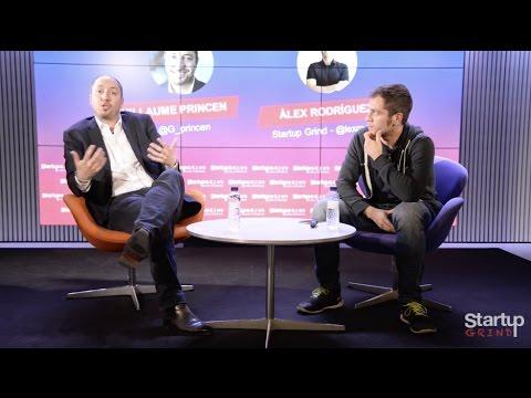 Startup Grind Barcelona hosts Guillaume Princen (Stripe)