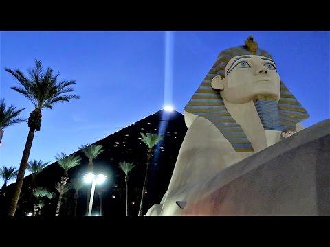 Surprise Comps at Luxor Las Vegas