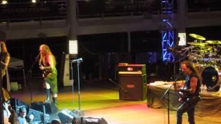 Ensiferum - LAI LAI HEI (Live) 70000 Tons of Metal 2015