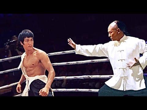 Download Bruce Lee vs Jet Li   Unbelievable fight   Wing Chun vs Tai Chi