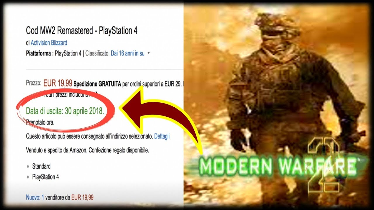 Modern Warfare 2 Remastered Officially Confirmed Leaked