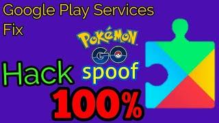 GOOGLE PLAY SERVICE UPDATE FIX POKEMON GO SPOOFING