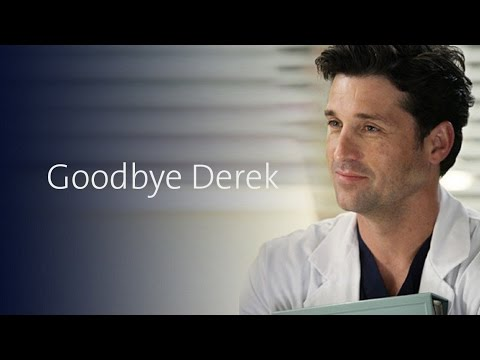 Goodbye Derek - A celebration to the life he had with Meredith!