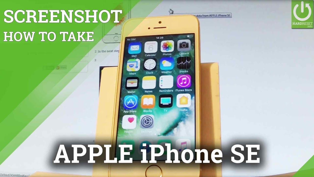 take picture of iphone screen how to take screenshot on apple iphone se capture edit 1898