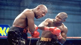 James Toney - Defensive Slips & Counters