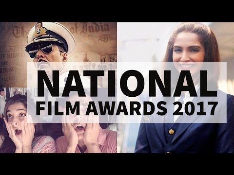 National Film Awards 2017 - Awards and Honours - Current Affairs April 2017