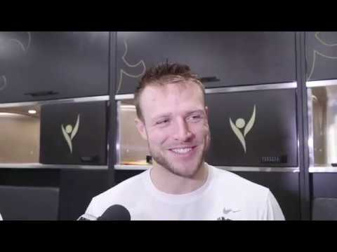 Saints' Taysom Hill discusses his multiple positions, why he chooses to do it