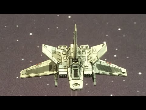 X-Wing Ship Review: Alpha-Class Star Wing