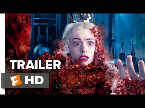 Thumbnail: Alice Through the Looking Glass Official Trailer #2 (2016) - Mia Wasikowska, Johnny Depp Movie HD