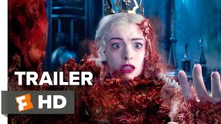 Alice Through the Looking Glass Official Trailer #2 (2016) - Mia Wasikowska, Johnny Depp Movie HD thumbnail