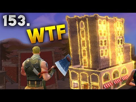 Download Youtube: NEW BUILDING GLITCH..!! | Fortnite Daily Best Moments Ep.153 (Fortnite Battle Royale Funny Moments)