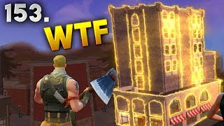 NEW BUILDING GLITCH..!! | Fortnite Daily Best Moments Ep.153 (Fortnite Battle Royale Funny Moments)