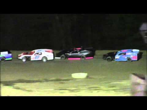 Butler Motor Speedway UMP Modified Heat #2 9/19/15