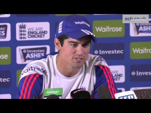 Alastair Cook and Michael Clarke preview Trent Bridge Test
