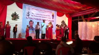 Kanjur Marg East Indian Competition 2014 Opening chorus
