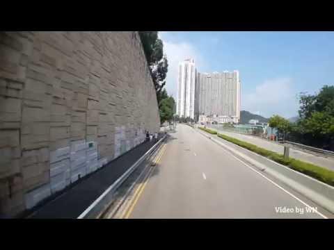 Hong Kong Bus LWB 5505 @ A31P 荃灣 (愉景新城) - 機場 (地面運輸中心)