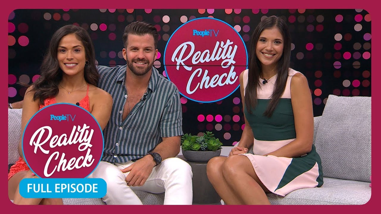 'The Challenge: War Of The Worlds 2' Recap & 'Racing Wives' Preview' With  Johnny Bananas | PeopleTV