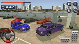 Multi Storey Parking Car Drive 2019 - Best 3D Android GamePlay