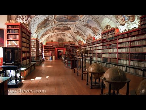 Prague, Czech Republic: Strahov Monastery