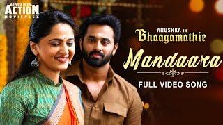 Mandaara Song Video - Bhaagamathie | Anushka Shetty | New Hindi Dubbed Movie | Releasing 1st August