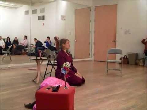 Chelsea Opera's rehearsal excerpt - Povera Butterfly