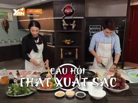 Bếp Chiến: Yaya Trương Nhi đảm đang vào bếp (Tập 11 - Full)