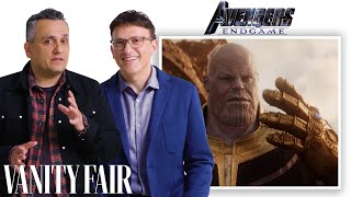 Avengers Directors Break Down Their Career: Arrested Development to Endgame | Vanity Fair