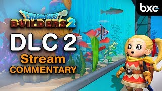 Dragon Quest Builders 2 - DLC Pack 2 Presentation Commentary
