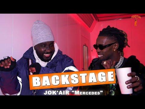 Youtube: JOK'AIR – MERCEDES – LES BACKSTAGES (Projet One)