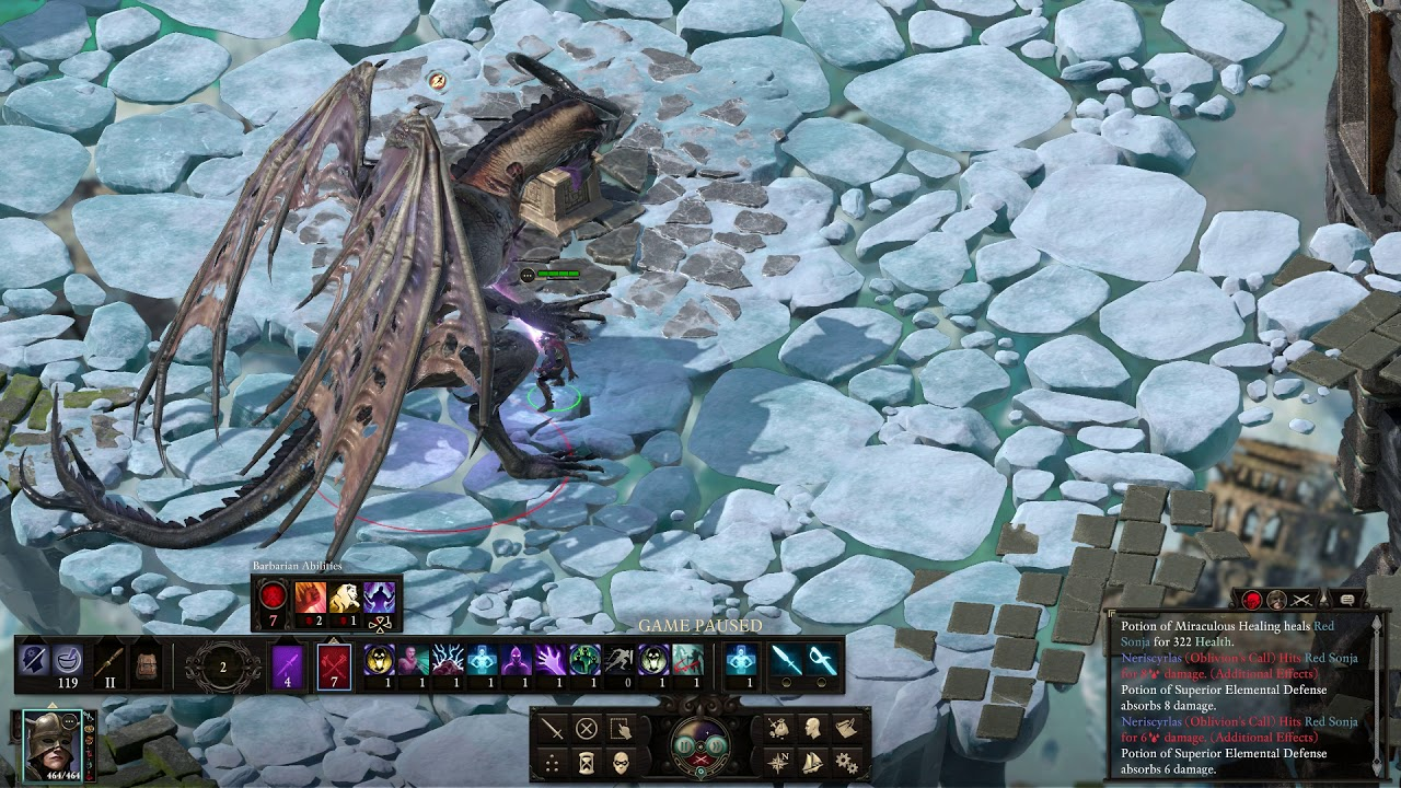 Hall of the Unseen Puzzle Solution - Pillars Of Eternity 2