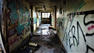 Abandoned Fever Hospital 2020