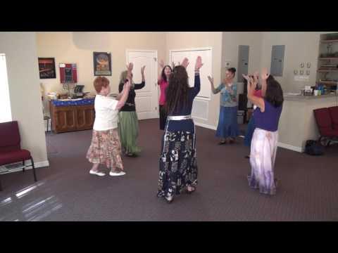 MESSIANIC DANCE: DAVID DANCED by Joshua Aaron