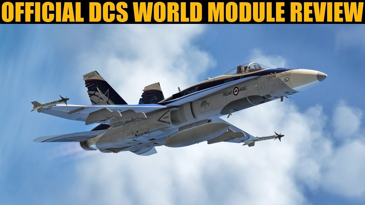 DCS Module Buyer Guide Review: FA-18C Hornet (Early Access)